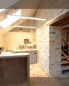 Aides renovation maison, renovation d un mur interieur