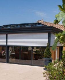 Veranda decoferm ou veranda verre anti effraction