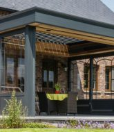 Retractable verandah roof uk, small veranda images