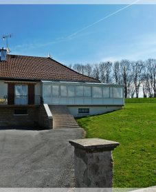 Veranda Entre Deux Maison : Veranda Surface Habitable Loi Carrez