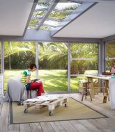 Veranda grand baie exotismes | transformer veranda en dur