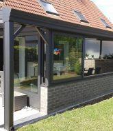 Veranda style par veranda pour maison basse