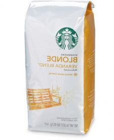 Veranda Ouvrante | Starbucks Veranda Blend Whole Bean Coffee