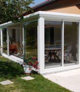 Fabricant veranda sur mesure par veranda sas d'entrée prix