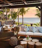 Veranda Pergola Verriere/veranda Par Veranda Beach Hotel Mauritius