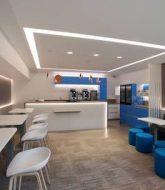 Veranda Style Industriel, Veranda Lounge Zone