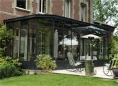 Faire Une Veranda En Acier La Veranda Hotel & Restaurant
