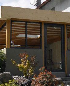 Veranda bois gironde ou meuble veranda pas cher