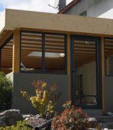 Veranda sur toit plat par veranda magazine