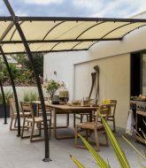 Veranda tres moderne, mobilier veranda occasion