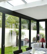 Veranda Avec Escalier Interieur Par Veranda Confort Caen