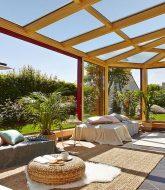 Veranda Bois Poitiers | Veranda Pergolas Pour Terrasse