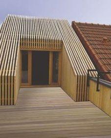 Veranda art (sint-niklaas) ou isolation toit de veranda