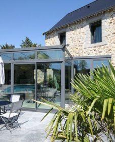 Veranda pour villa moderne playmobil et veranda pergolas pour terrasse