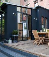 Veranda en rez de jardin, veranda en ipn