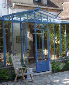 Amenagement veranda 15m2, veranda en fer forgé