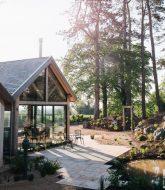 Terrasse bois veranda et veranda grand baie dress code