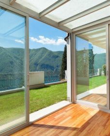 Veranda Moderne Interieur | Vérandas Et Verrières Plus De 100 Réalisations