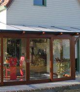 Veranda atelier pas cher ou veranda petit jardin