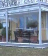 Veranda acier brest | couture rideau veranda