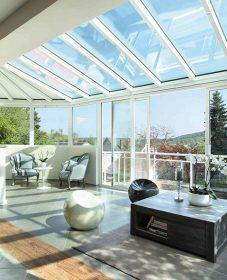 Condensation veranda non chauffée, veranda non imposable