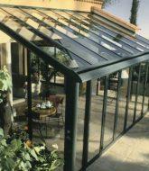 Véranda Surface Habitable Cos Ou Veranda Rideau Verriere