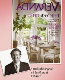 Veranda magazine clinton smith par appartement avec veranda