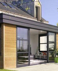 Véranda 4 saisons marche ou veranda bois metal