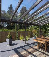 Verriere veranda difference | veranda bois toiture verre