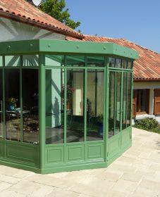 Artisan Veranda Nord : Véranda Jardin Carrefour