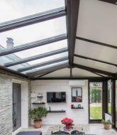 Veranda ou jardin d'hiver – veranda surface habitable ou pas