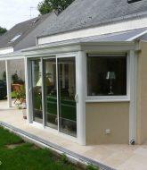 Modele de veranda d'angle et veranda en eure et loir