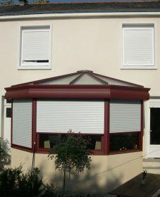 Prix veranda loft akena, fabricant veranda jura