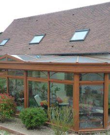 Kit veranda terrasse, fabricant veranda eure et loir
