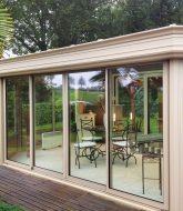 Modele veranda en bois et definition of veranda