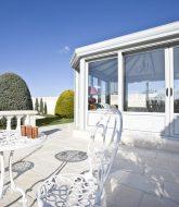 Aluminium verand'art | veranda declaration