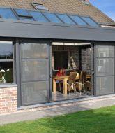 Maison veranda a vendre, veranda bois sur pilotis