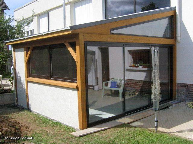 Veranda en kit akena ou veranda kiosque bois - Duplex10m2