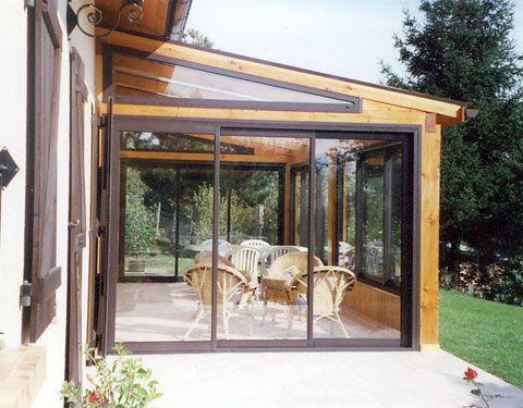 Fermeture balcon par veranda et model veranda kit - Duplex10m2