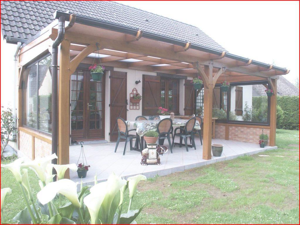 Veranda bois de luxe - veranda contemporaine en kit - Duplex10m2