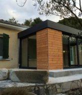 Veranda Toit Plat Avis | Veranda Verre Aluminium