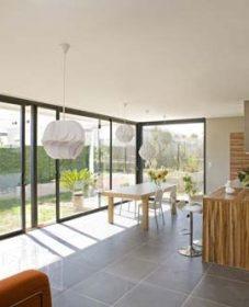 Cuisine veranda moderne – veranda galandage