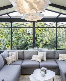 Veranda a amenager ou veranda style normand