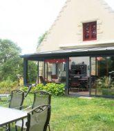 Prix Veranda Finstral, Difference Entre Veranda Et Jardin D'hiver