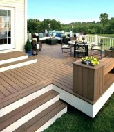 Veranda haute performance | veranda decking home depot canada