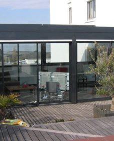 Veranda Acier Haut De Gamme | Aluminium Veranda Isoleren