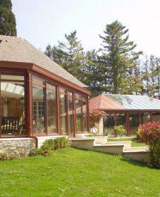 Constructeur veranda ile de france et maison avec veranda et piscine