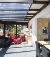 Treba veranda et véranda modèle