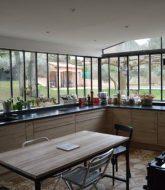 Image de veranda – plan veranda cuisine