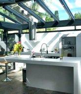 Veranda bar-lounge salzburg par veranda bois acier
